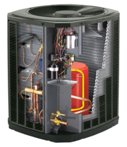 Heat Pump and Cooling Loss